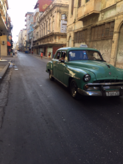 Classic Car Taxi