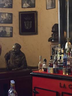 Hemingway statue