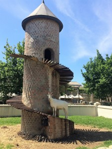 goat-tower