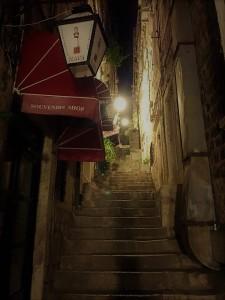 alleyways