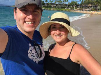 Kanapali Beach in Maui