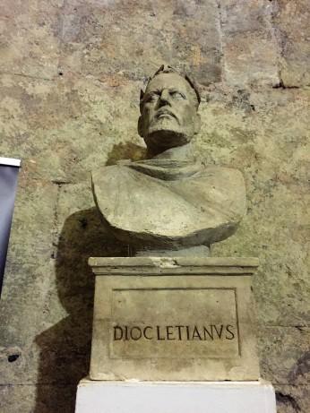 Diocletian himself...