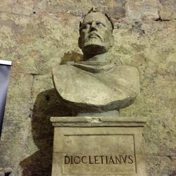Diocletian himself...