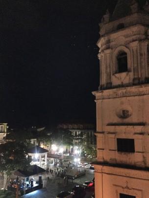 Plaza views