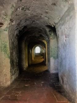 Interior tunnels