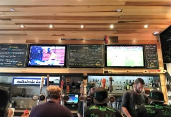 Bar Views