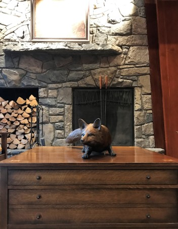 Welcome to the Fox Hotel and Suite!