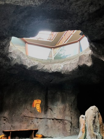 The Grotto Skylight