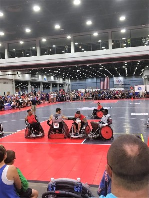 Quad Rugby Championship