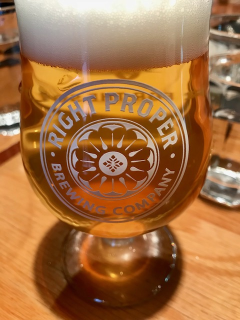 right proper beer