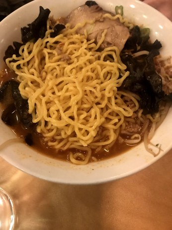 Ramen with extra noodles!