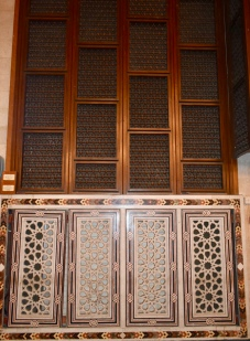 Interior details are astounding