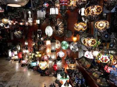 Traditional Market Lanterns