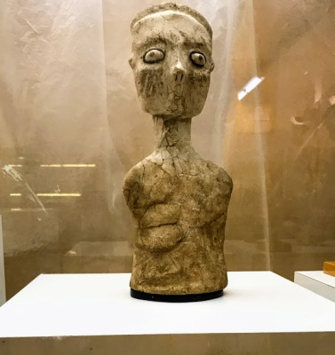 The oldest figure of man