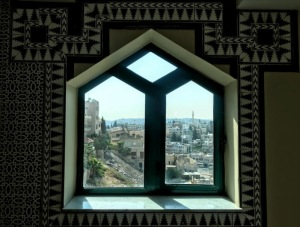 amman hotel views