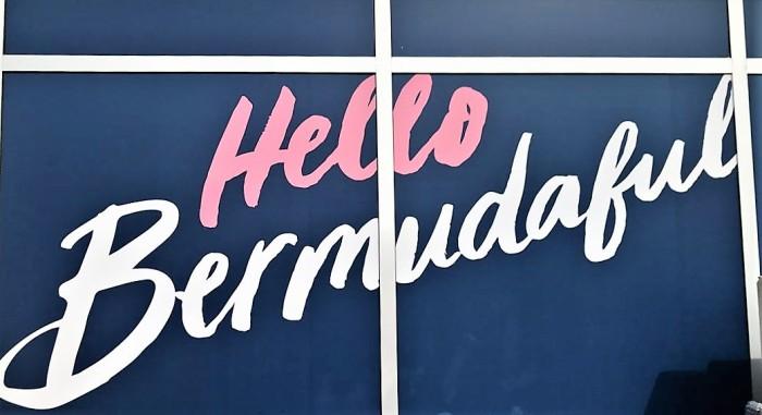 hello bermudaful!