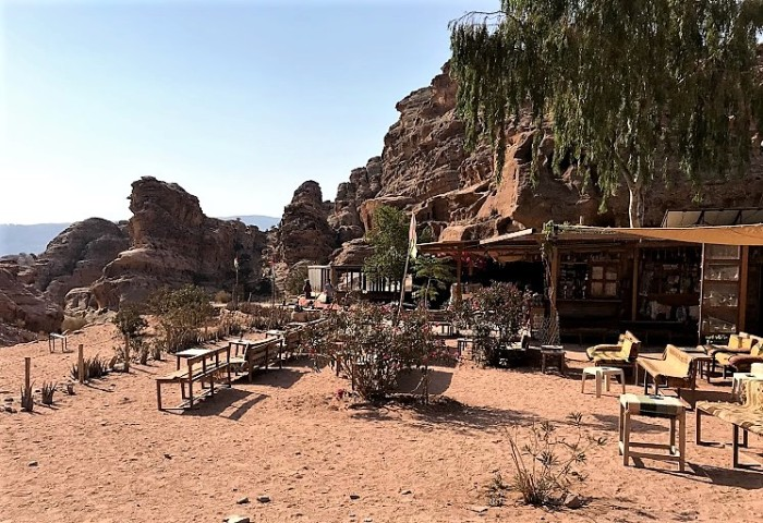 monastery cafe