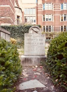 The original burial place