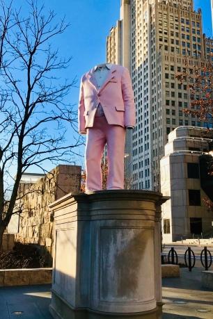 Big Suit by Erin Wurm