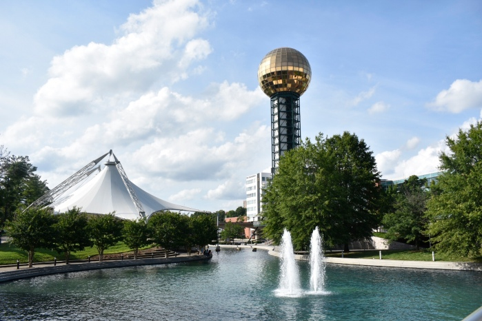 Sunsphere and World's Fair Park