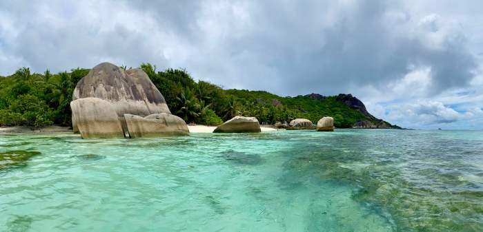 Welcome to the Seychelles