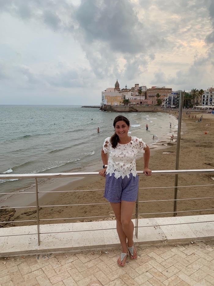 Beach Stiges